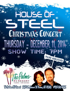 01 House of Steel - Chrismas Concert_1