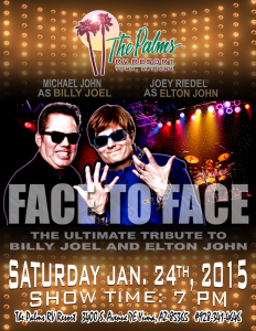 04 Face To Face - Billy Joel & Elton John Tribute_1
