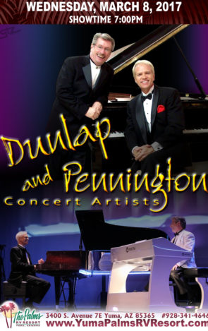 2017-03-08 Dunlap and Pennington – Live Concert