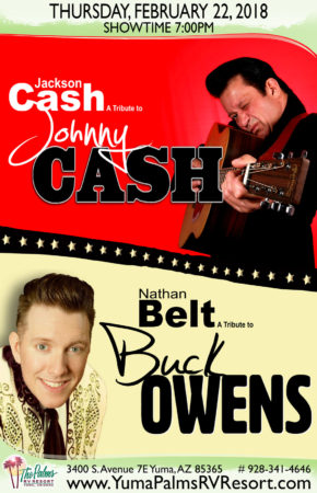 2018-02-22 Johnny Cash & Buck Owens – Tribute Concert