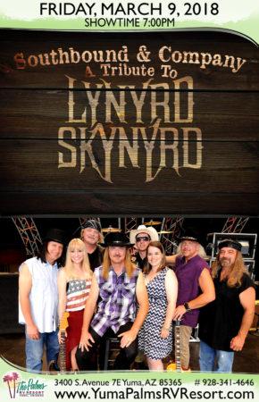 2018-03-09 Lynyrd Skynyrd – Tribute Concert