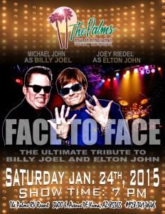 04 Face To Face - Billy Joel & Elton John Tribute_1