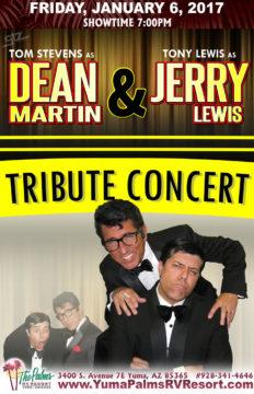 2017-01-06 Dean Martin & Jerry Lewis – Tribute Concert