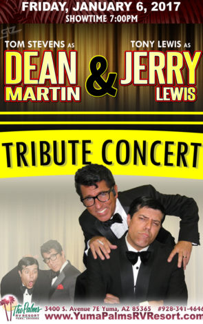 2017-01-06 Dean Martin & Jerry Lewis – Tribute Concert
