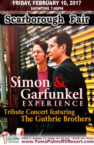 2017-02-10 Simon & Garfunkel - Tribute Concert