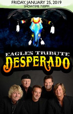 2019-01-25 Desperado Eagles Tribute