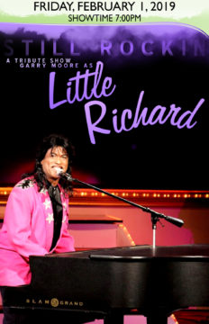 2019-02-01 Little Richard Tribute