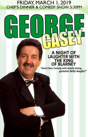 2019-03-01 George Casey Comedy Show